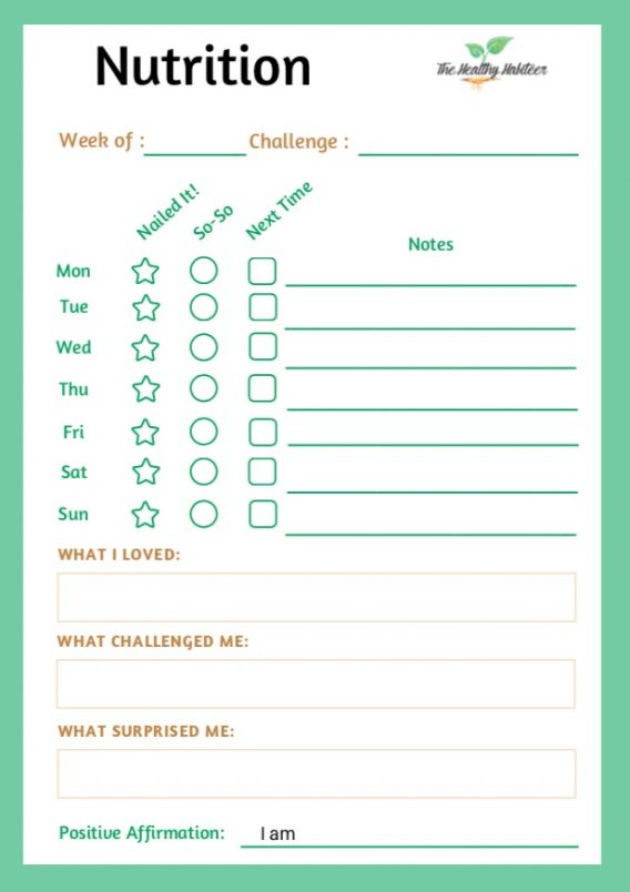 challenge worksheets