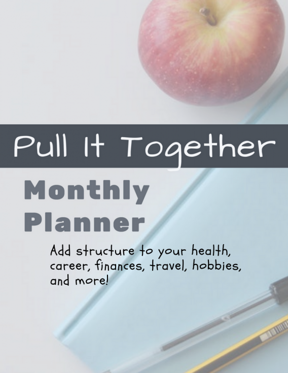 Pull It Together Planner