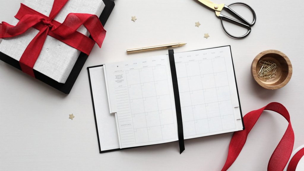 Holiday survival tips: planning