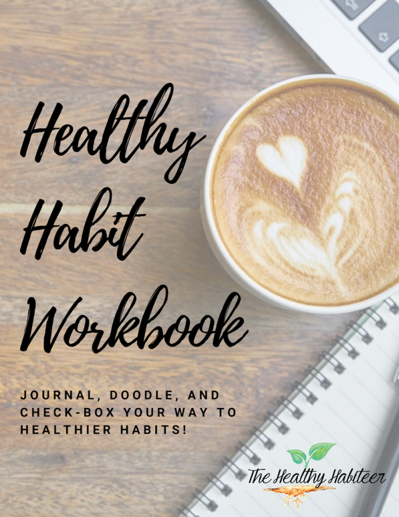 healthy habit workbook