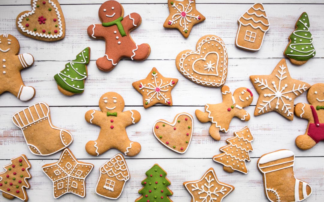 Healthy Christmas Cookies Recipes