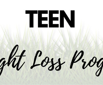 Teen weight loss program